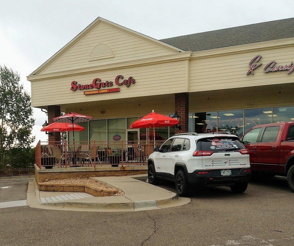 Stonegate Cafe LLC